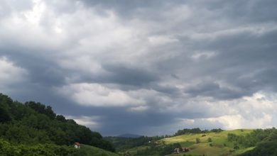 Photo of VRIJEME: Promjenljivo oblačno, krajem dana kiša