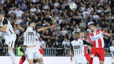 Photo of Partizan i Zvezda podijelili bodove u Humskoj (VIDEO)