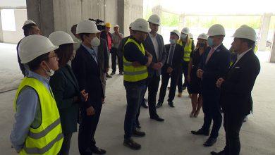 Photo of DOBOJ: Šeranić: Dobra dinamika izgradnje nove Bolnice (FOTO)
