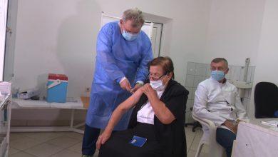Photo of DOBOJ: Od 120 prijavljenih 80 vakcinisano (FOTO)
