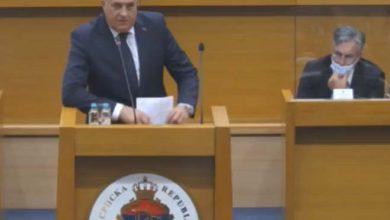 Photo of Dodik: Јedinstvom i slogom do odbrane interesa Srpske (VIDEO)