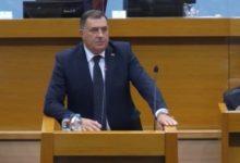 Photo of Dodik: Nekima je bilo potrebno da pokažu da skupština nije jedinstvena
