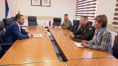 Photo of DOBOJ: Civilno-vojna saradnja na visokom nivou (FOTO)